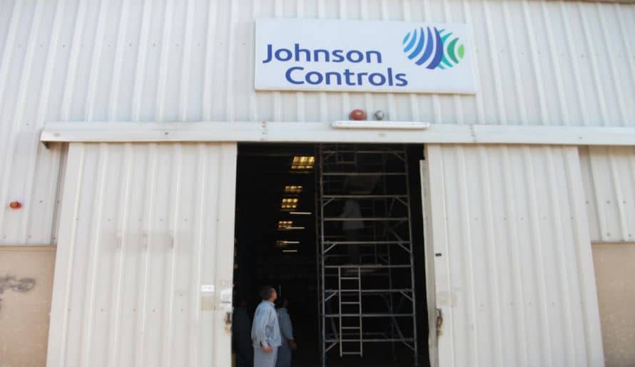 Electrical Maintenance Work in Johnson Controls Ware house located in Al- Quoz Ind. Area